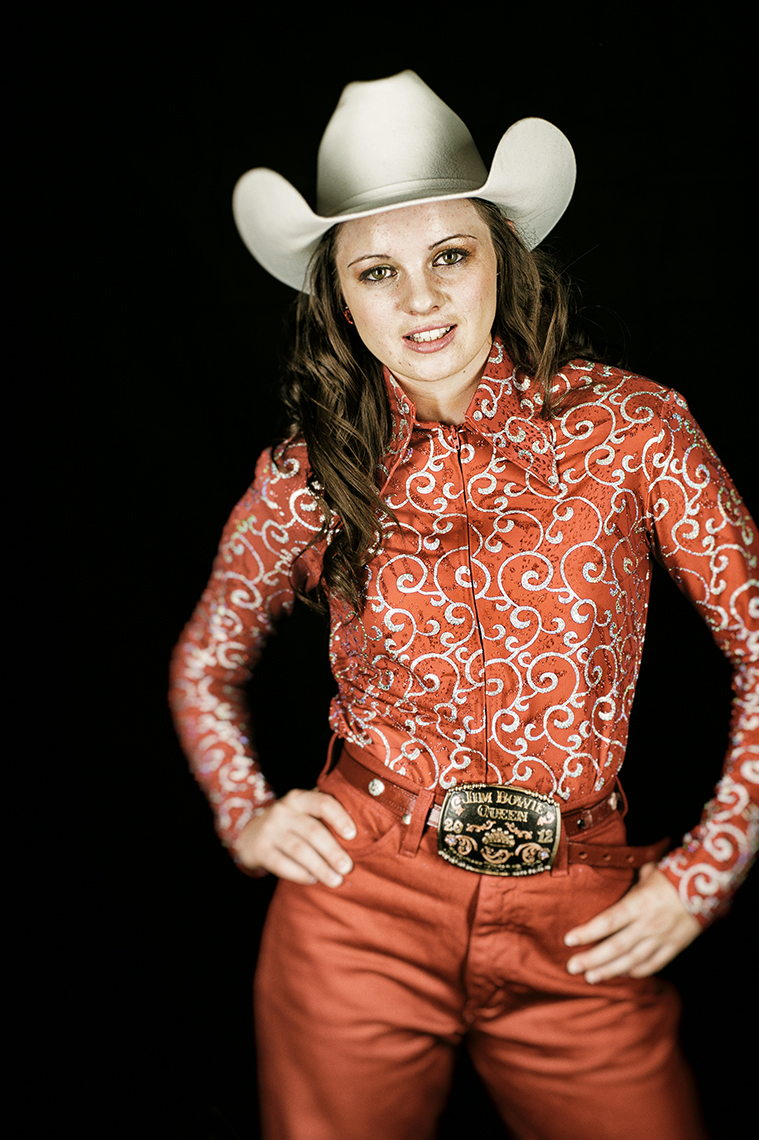 St.Jo Rodeo Queen