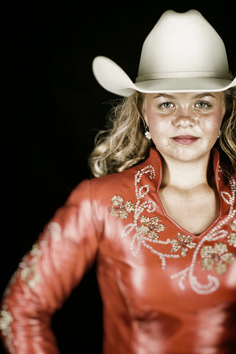 St.Jo Rodeo Queen Contestant