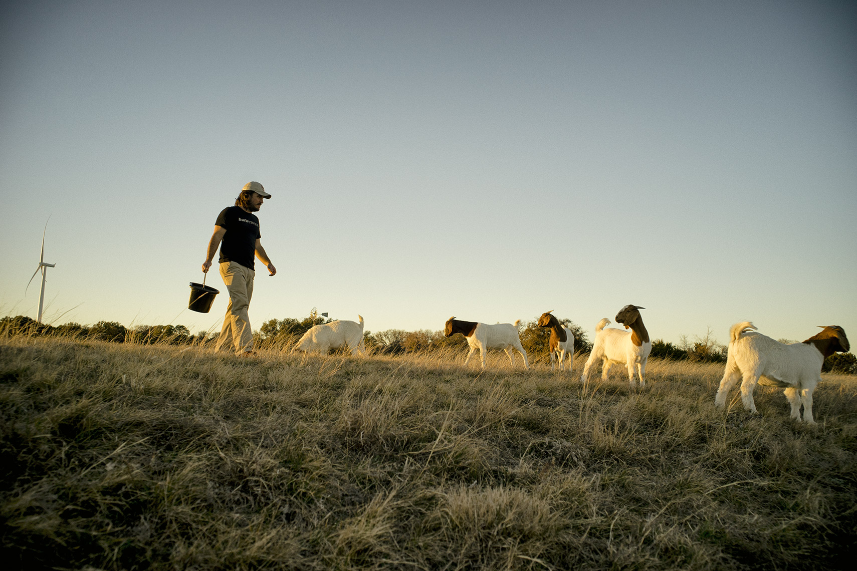 "Ty Wolosin, Texas Co-op Magazine ""A New Crop of Texas Farmers"""